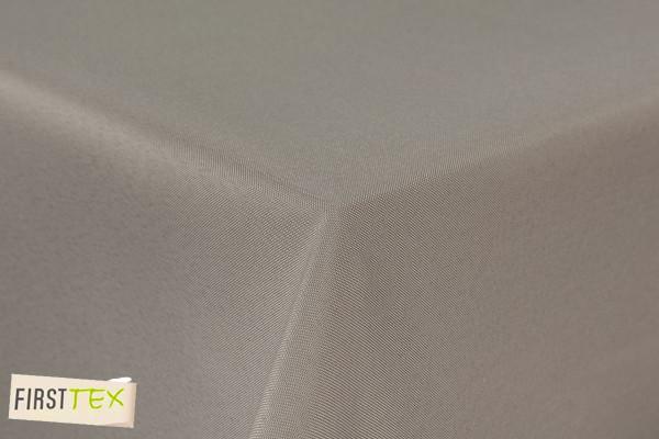 First-Tex Gartentischdecke uni 110x160cm eckig in beige
