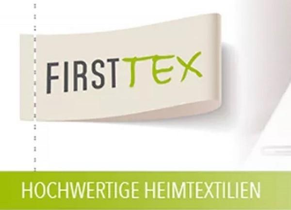 First-Tex Gartentischdecke uni 110x160cm eckig in rot pflegeleicht farbecht